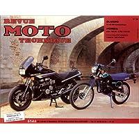 Revue technique de la Moto, numéro 64 : Suzuki TS 50 automatique, Honda CBX 750 F