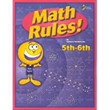 Math rules!: 5th-6th grade 25 week enrichment challenge *Now includes PDF of Book*