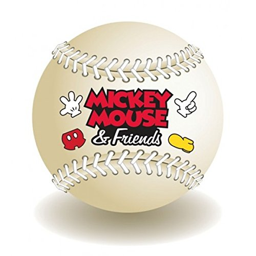 Magnet - Disney - Mickey Mouse Baseball New Toys Licensed (Mickey Mouse Baseball)