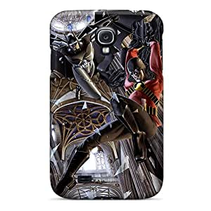 Premium Protection Red Robin I4 Case Cover For Galaxy S4- Retail Packaging