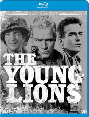 The Young Lions - Twilight Time [1967] [Blu ray]