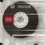 Maxell 109024 60 Minute Storage Capacity Normal