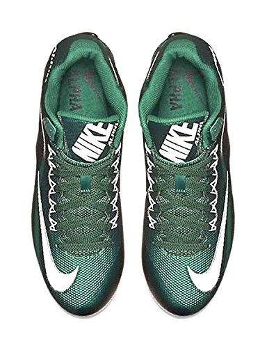 Green White Black Shoes Pro Sports Training Deep Forrest Alpha Y0zqF