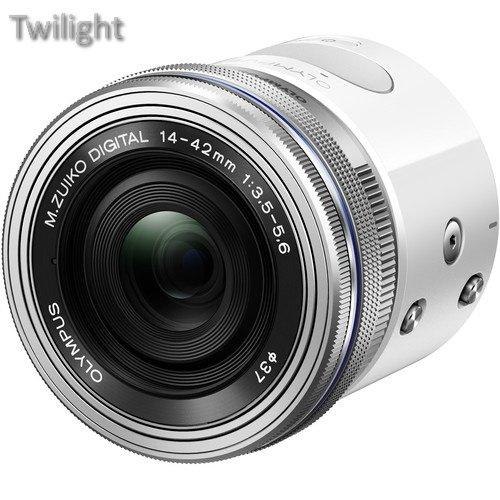 Olympus Air A01 Mirrorless Micro Four Thirds Lens-Style Digi