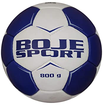 Boje Sport - Balonmano de Peso para Hombres, Talla 3 - Color: Azul ...