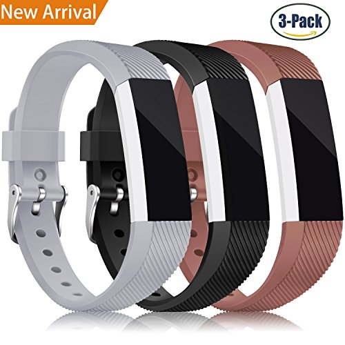 Konikit Adjustable Stainless Replacement WristBands