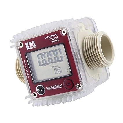 D DOLITY Sensor De Caudal De Turbina Electrónico Accesorio de Motosierra Automovíles de Patios - 2