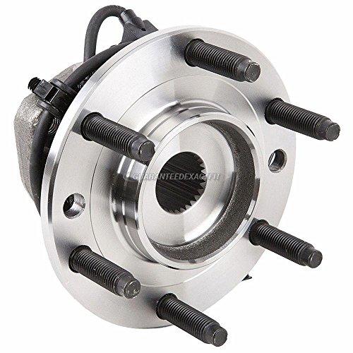 2004 trailblazer wheel bearing - 7