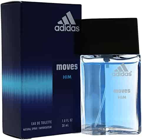 Adidas Moves For Men Eau De Toilette Spray 1 Ounce