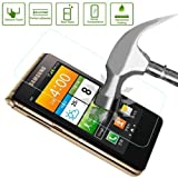 Lopurs 0.3mm Ultra-thin Explosion-proof Tempered Glass Film for Samsung Galaxy Golden / i9230 / i9235