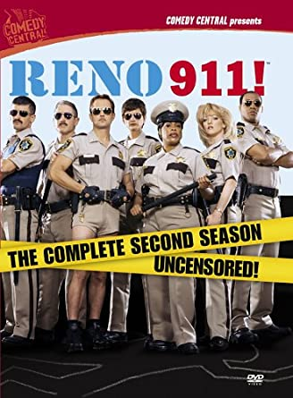 Reno 911 dvd
