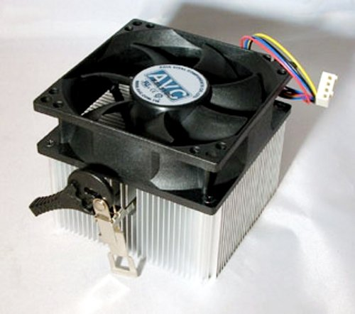 AVC AMD CPU Kühler für Sockel AM3 / AM2+ / AM2 mindestens bis Athlon 64 X2 6000+ Dualcore CPU