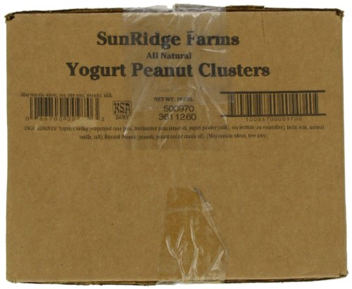 Sunridge Farms Candy, Yogurt Covered Peanut Clusters, 10 Pound by SunRidge Farms (Image #5)