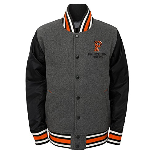 Princeton Tigers Varsity Jacket Princeton Letterman