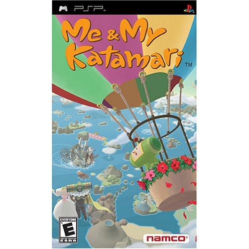 Me and My Katamari - Sony PSP by Bandai Namco Entertainment America