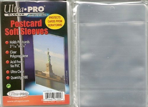 Download (1000) Ultra Pro Brand Postcard Size Sleeves ebook