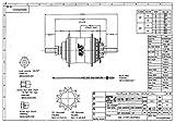S3X 700c Alex Sub Sturmey Archer 3 Speed Hub