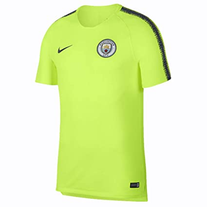 d779d6ae8 Amazon.com   Nike 2018-2019 Man City Squad Training Football Soccer ...