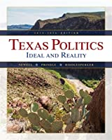 Texas Politics 2015-2016 (with MindTap Political Science, 1 term (6 months) Printed Access Card) (Texas: It's a State of MindTap)