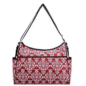 Textura bolsa de pañales, Rojo