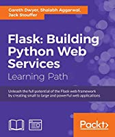 Flask: Building Python Web Services Front Cover