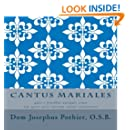 Cantus Mariales [plain cover] (Latin Edition)