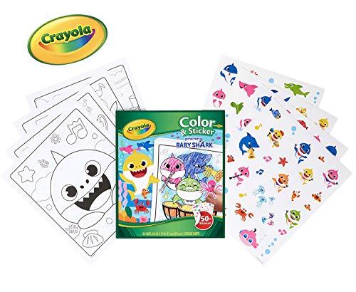 Crayola Baby Shark Gift Kids product image