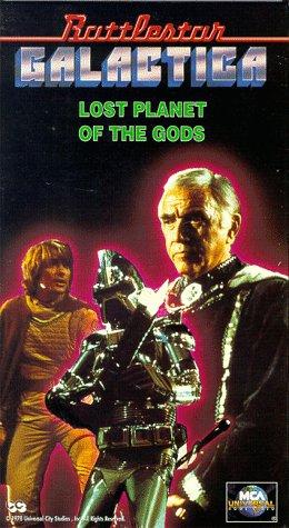Battlestar Galactica: Lost Planet of the Gods [VHS]