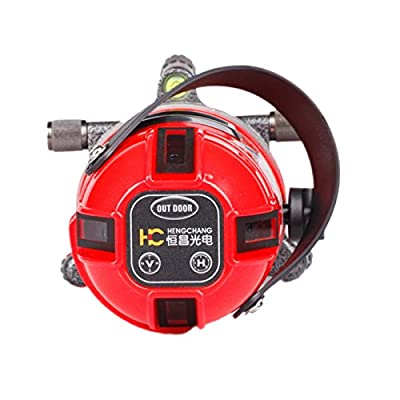 1V2h1d Beam Self Leveling Interior Exterior Rotary Laser Level Laser Tool Laser Line Surveying Instrument