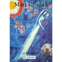 Chagall: Postcards