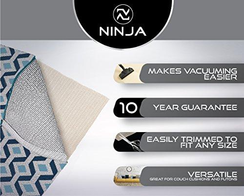 NINJA-BRAND-Non-Slip-Area-Rug-Pad-for-Hard-Floors-1-Grip-Maximum-Protection