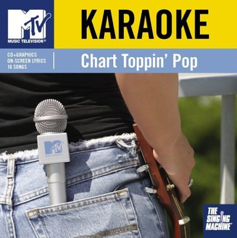 Karaoke: Mtv Chart Toppin Pop