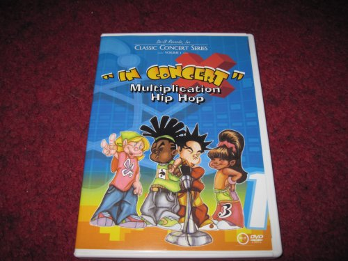 [Multiplication Hip Hop in Concert The Movie] (In Stock Hip Hop Costumes)