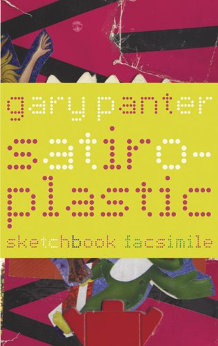 Read Online Satiro-Plastic: The Sketchbook of Gary Panter PDF