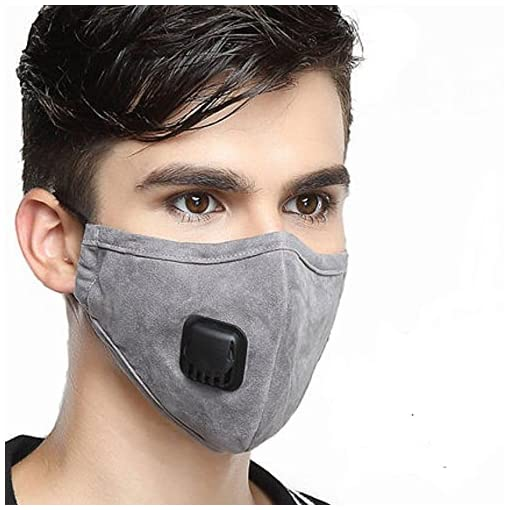 Personal Health Care Sporting 2pcs Children Pm2.5 Anti Haze Mask Breath Valve Anti-dust Mouth Mask Activated Carbon Filter Respirator Mouth-muffle Mask Face Health Care