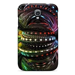 AvzXxLT6354rEQHV Faddish Circles 37 Case Cover For Galaxy S4