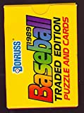 1989 Donruss Baseball Card Traded Edition Complete Box Set FACTORY SEALED F CASE