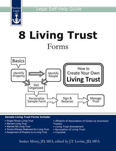 8-Living-Trust-Forms-Legal-Self-Help-Guide