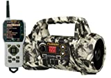 FOXPRO Fusion Portable Programmable Electric Game Call, Skull Camo FUSION