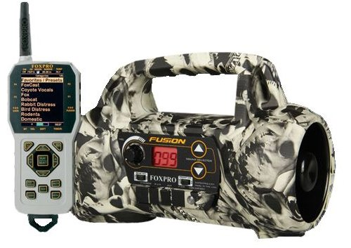 FOXPRO Fusion Portable Programmable Electric Game Call, Skull Camo FUSION by FOXPRO (Image #1)