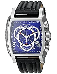 Invicta Men's 20239 S1 Rally Analog Display Swiss Quartz Black Watch