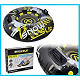 axer Sport, Snow Tube antiscivolo pneumatici neve neve pneumatici slitta 90cm