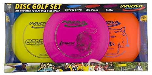 Innova DX Beginner Disc Golf Set 2-Pack