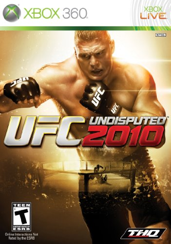UFC Undisputed 2010 - Xbox 360 (Best Mlb Game For Xbox 360)