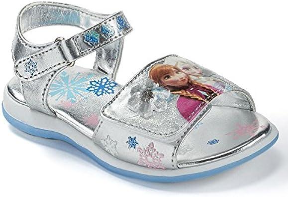 Elsa Toddler Girls Light-up Sandals