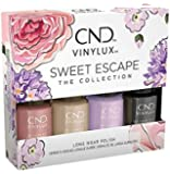 CND Vinylux Long Wear Nail Polish Sweet Escape Collection