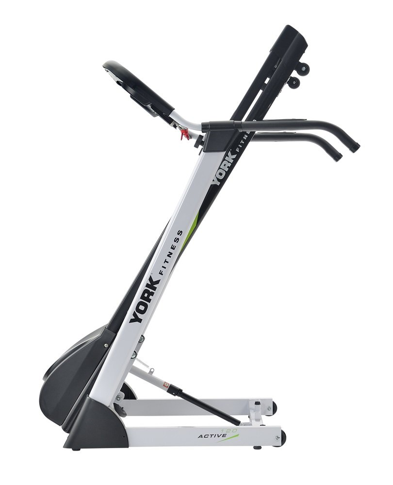 york active 120 folding treadmill