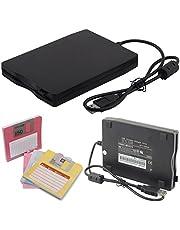3,5 inch externe USB draagbare floppy disk drive diskette 1,44 MB FDD voor laptop pc - compatibel met Windows 98/SE/2000/ME/XP/VISTA/Windows 7