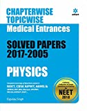 Chapterwise Topicwise Solved Papers Physics for Medical Entrances
