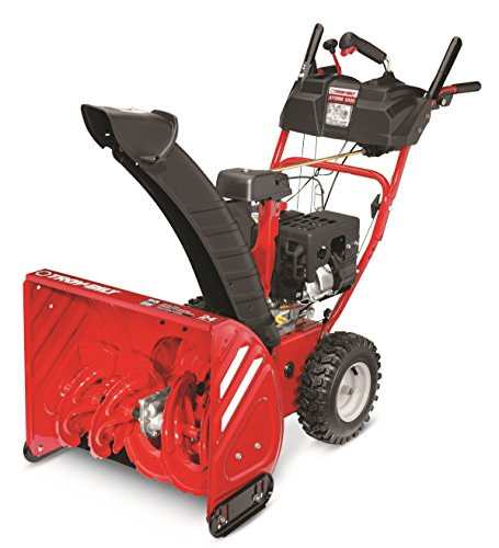 Troy-Bilt Storm 2420 208cc Electric Start Two-Stage Gas Snow Thrower